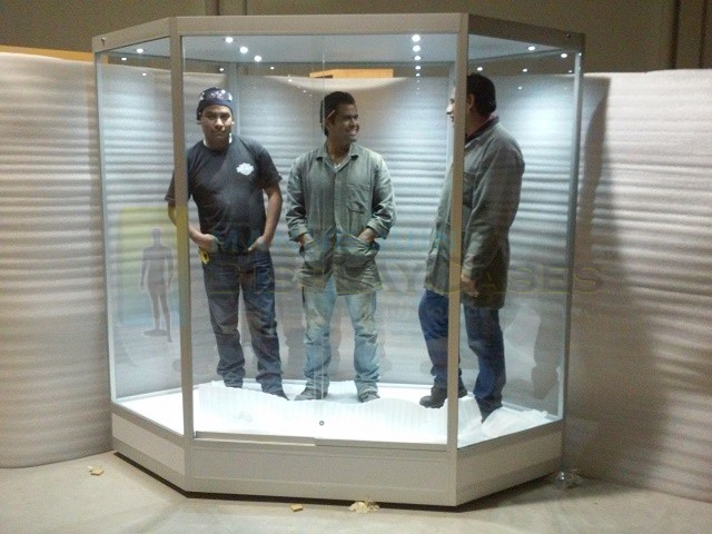 Mannequin Display Cases Costume Display Cases For Showrooms And